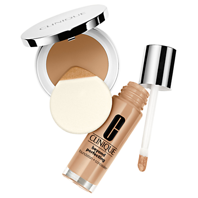 shop for Clinique Beyond Perfecting 2-in-1 Foundation and Concealer at Shopo