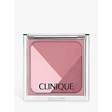 Buy Clinique Sculptionary Cheek Contouring Palette, Defining Berries Online at johnlewis.com