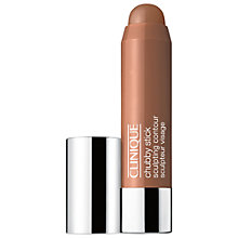Buy Clinique Chubby Stick Sculpting Highlight Online at johnlewis.com