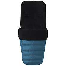 Buy Baby Jogger Multi Pushchair Footmuff, Teal Online at johnlewis.com