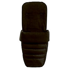 Buy Baby Jogger Select Footmuff, Black Online at johnlewis.com