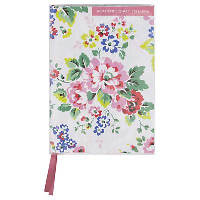 Cath Kidston A5 2015-2016 Flower Diary