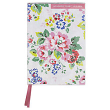 Buy Cath Kidston A5 2015-2016 Flower Diary Online at johnlewis.com