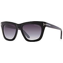 Buy TOM FORD FT0361 Rectangular Sunglasses Online at johnlewis.com