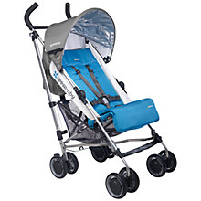 Buy Uppababy G-Luxe Stroller, Sebby Blue Online at johnlewis.com