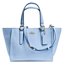 Buy Coach Crosby Leather Carryall Bag Online at johnlewis.com