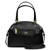 Buy Coach Prarie Leather Satchel Bag Online at johnlewis.com