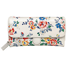 Buy Cath Kidston Kingswood Folded Zip Wallet, Multi Online at johnlewis.com