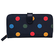 Buy Cath Kidston Spot Global Wallet, Multi Online at johnlewis.com