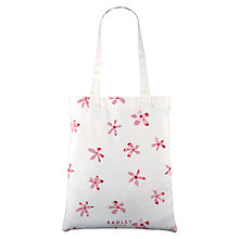 Buy Radley Cloudsley Medium Tote, Pink Online at johnlewis.com