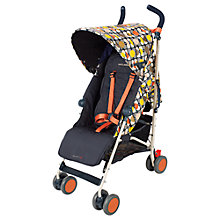 Buy Maclaren Orla Kiely Quest Buggy, Multi Online at johnlewis.com