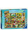 Ravensburger The Gardener's Cupboard Jigsaw Puzzle, 1000 Pieces