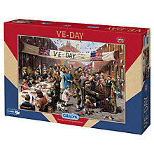 Buy Gibsons VE Day Jigsaw Puzzle, 1000 Pieces Online at johnlewis.com
