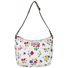 Buy Cath Kidston Paradise Bunch All Day Shoulder Bag, White Online at johnlewis.com