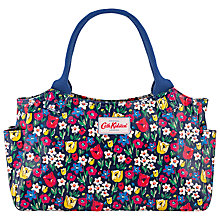 Buy Cath Kidston Paradise Fields Day Bag, Indigo Online at johnlewis.com