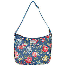 Buy Cath Kidston Rainbow All Day Shoulder Bag, Indigo Online at johnlewis.com