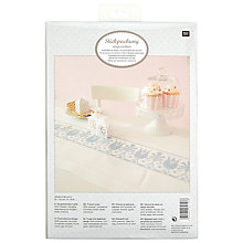 Buy Rico Tulips Table Runner Embroidery Kit Online at johnlewis.com