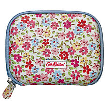 Buy Cath Kidston Garden Ditsy Travel Sewing Kit, Cream Online at johnlewis.com
