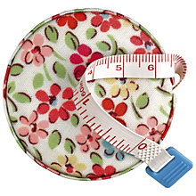Buy Cath Kidston Garden Ditsy Tape Measure, Cream Online at johnlewis.com