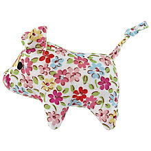 Buy Cath Kidston Pig Pin Cushion, Cream Online at johnlewis.com