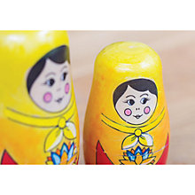 Buy John Lewis Russian Doll Craft Kit Online at johnlewis.com