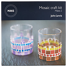 Buy John Lewis Mosaic Craft Kit Online at johnlewis.com