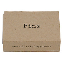 Buy East of India Box of Pins Online at johnlewis.com