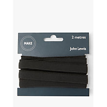 Buy John Lewis 13mm Woven Elastic, 2m Online at johnlewis.com