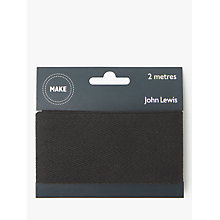 Buy John Lewis Herringbone Tape, 50mm Online at johnlewis.com