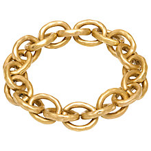 Buy Adele Marie Chunky Chain Bracelet Online at johnlewis.com