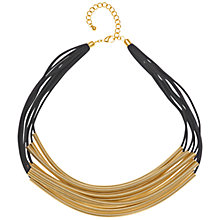 Buy Adele Marie Eight Row Tube Necklace Online at johnlewis.com