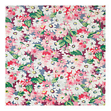 Buy Cath Kidston Painted Daisy Fabric, Pink Online at johnlewis.com
