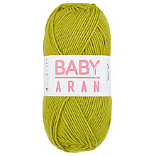 Buy Hayfield Baby Aran Yarn, 100g Online at johnlewis.com