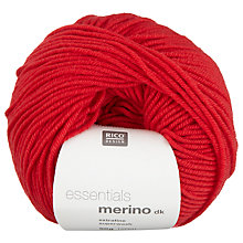 Buy Rico Essentials Soft Merino DK Yarn, 50g Online at johnlewis.com