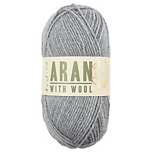 Buy Hayfield Aran Yarn with Wool, 100g Online at johnlewis.com