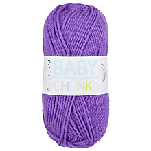 Buy Hayfield Baby Chunky Yarn, 100g Online at johnlewis.com