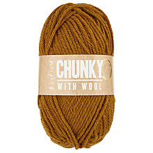 Buy Hayfield Chunky Yarn with Wool, 100g Online at johnlewis.com