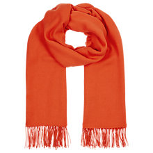 Buy Planet Plain Scarf Online at johnlewis.com