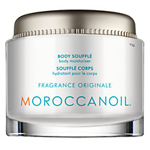 Buy Moroccanoil Body Souffle, Fragrance Originale, 190ml Online at johnlewis.com