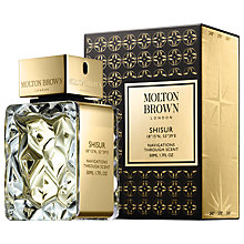 Buy Molton Brown Fragrance Navigations Through Scent Shisur, 50ml Online at johnlewis.com