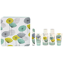 Buy Heathcote & Ivory Dandelion Clocks Hand and Body Gift Set Online at johnlewis.com