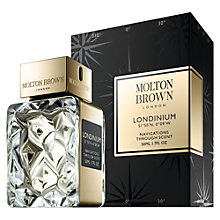 Buy Molton Brown Navigations Through Scent Londinium, 50ml Online at johnlewis.com
