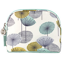Buy Heathcote & Ivory Dandelion Clocks Small Cosmetic Bag Online at johnlewis.com