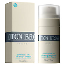 Buy Molton Brown Power Boost Zinc Anti Fatique Hydrator, 50ml Online at johnlewis.com