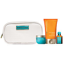 Buy Moroccanoil Travel Luxuries Nourish Set Online at johnlewis.com