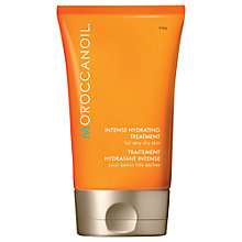 Buy Moroccanoil Intense Hydrating Treatment, 100ml Online at johnlewis.com