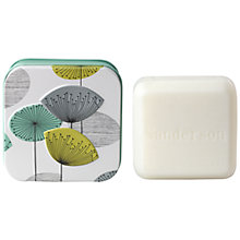 Buy Heathcote & Ivory Dandelion Clocks Scented Soap in Tin, 100g Online at johnlewis.com