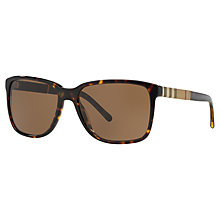 Buy Burberry BE4181 Square Sunglasses Online at johnlewis.com