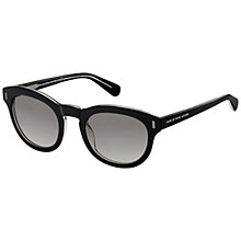 Buy Marc Jacobs MMJ433/S Oval Sunglasses Online at johnlewis.com
