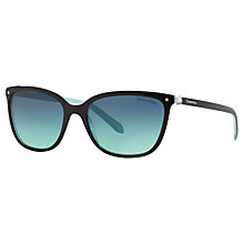 Buy Tiffany & Co TF4105HB Square Sunglasses Online at johnlewis.com